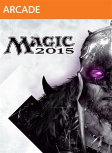 Box art for the game Magic 2015 - Duels of the Planeswalkers