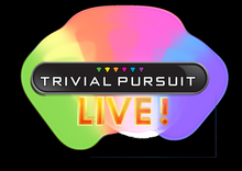 Box art for the game Trivial Pursuit Live!