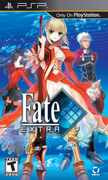 Box art for the game Fate/Extra