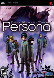 Box art for the game Shin Megami Tensei: Persona