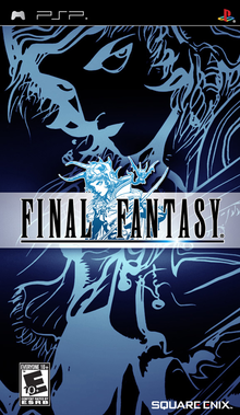 Box art for the game Final Fantasy