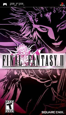 Box art for the game Final Fantasy II