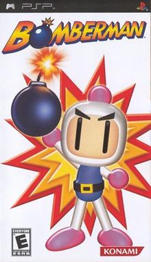 Box art for the game Bomberman