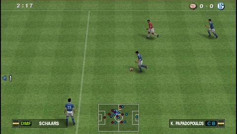 Pro Evolution Soccer 2014 - PSP - Alvanista