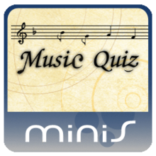 Box art for the game Music Quiz