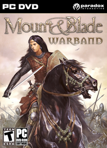 Box art for the game Mount & Blade: Warband