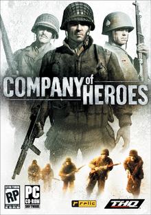 Capa do jogo Company of Heroes
