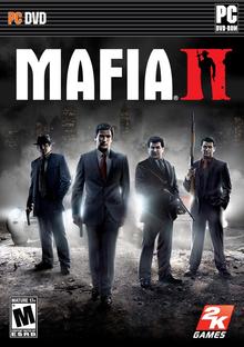 Box art for the game Mafia II