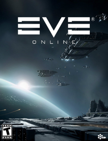 Box art for the game EVE Online