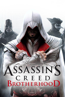 Box art for the game Assassin's Creed: Brotherhood