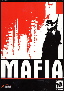 Box art for the game Mafia