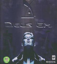 Box art for the game Deus Ex