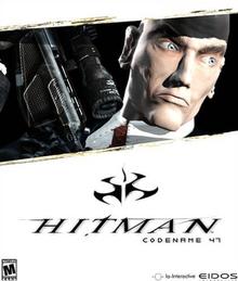Box art for the game Hitman: Codename 47