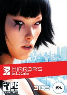 Box art for the game Mirror's Edge