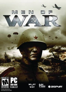 Capa do jogo Men of War