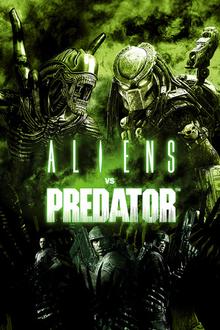 Box art for the game Aliens vs. Predator