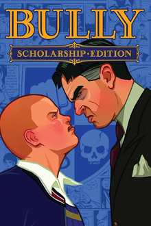 Box art for the game Bully: Scholarship Edition