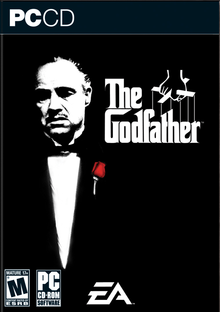 Box art for the game The Godfather