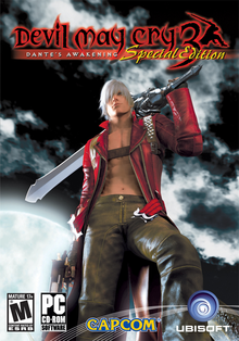 Box art for the game Devil May Cry 3: Special Edition