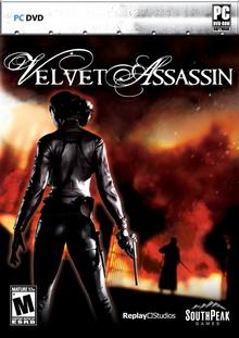 Box art for the game Velvet Assassin
