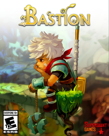 Box art for the game Bastion