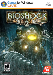 Box art for the game BioShock 2