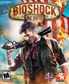 Box art for the game BioShock Infinite