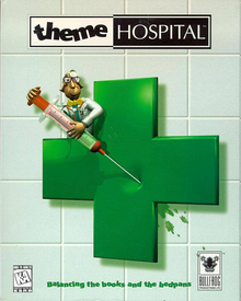 Box art for the game Theme Hospital