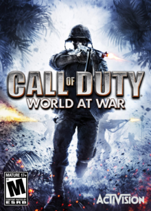Box art for the game Call of Duty: World at War