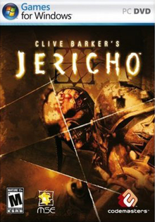 Box art for the game Clive Barker's Jericho