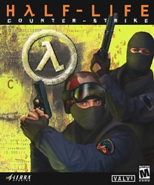 Box art for the game Counter-Strike