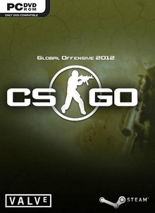 Box art for the game Counter-Strike: Global Offensive