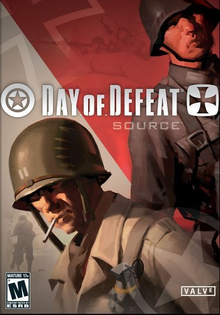 Box art for the game Day of Defeat: Source