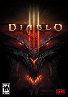 Box art for the game Diablo III