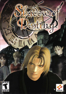Box art for the game Shadow of Destiny