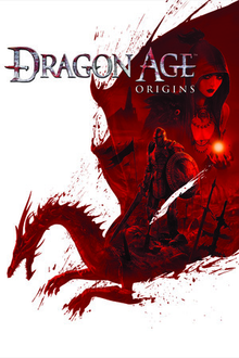 Box art for the game Dragon Age: Origins