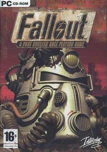 Box art for the game Fallout