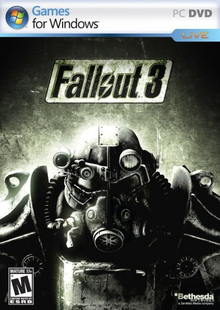 Box art for the game Fallout 3