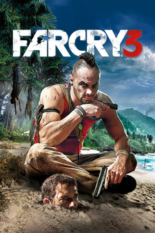 Box art for the game Far Cry 3