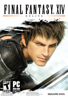 Box art for the game Final Fantasy XIV Online
