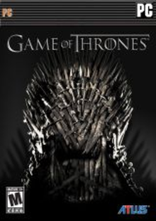 Box art for the game Game of Thrones