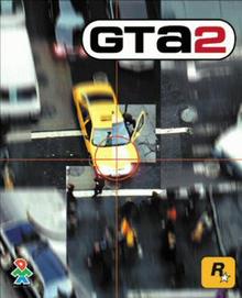 Capa do jogo Grand Theft Auto II