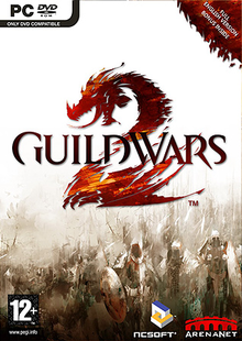 Box art for the game Guild Wars 2