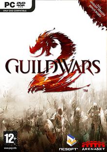 Capa do jogo Guild Wars 2