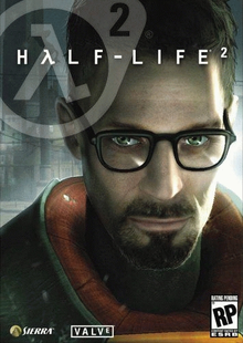 Box art for the game Half-Life 2