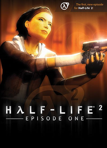 Box art for the game Half-Life 2: Episode One