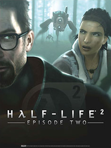 Box art for the game Half-Life 2: Episode Two
