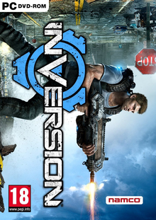 Box art for the game Inversion
