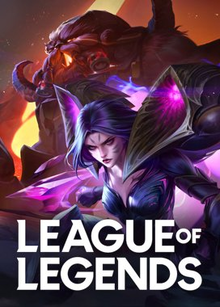 Box art for the game League of Legends