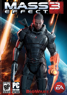 Box art for the game Mass Effect 3